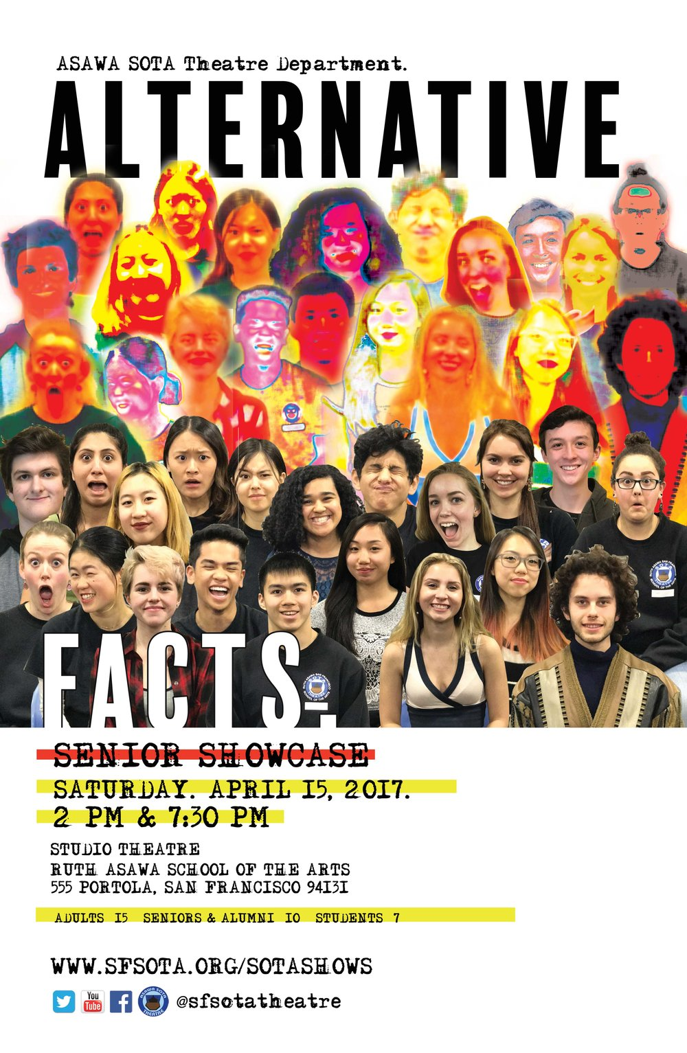 alternative facts theatre showcase