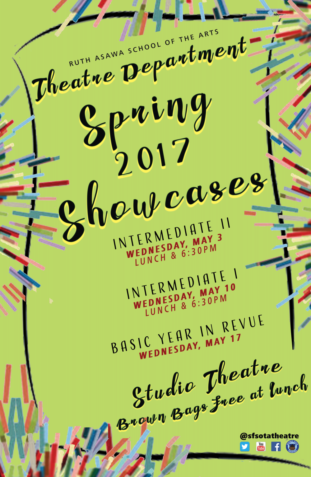 sota spring theatre showcase
