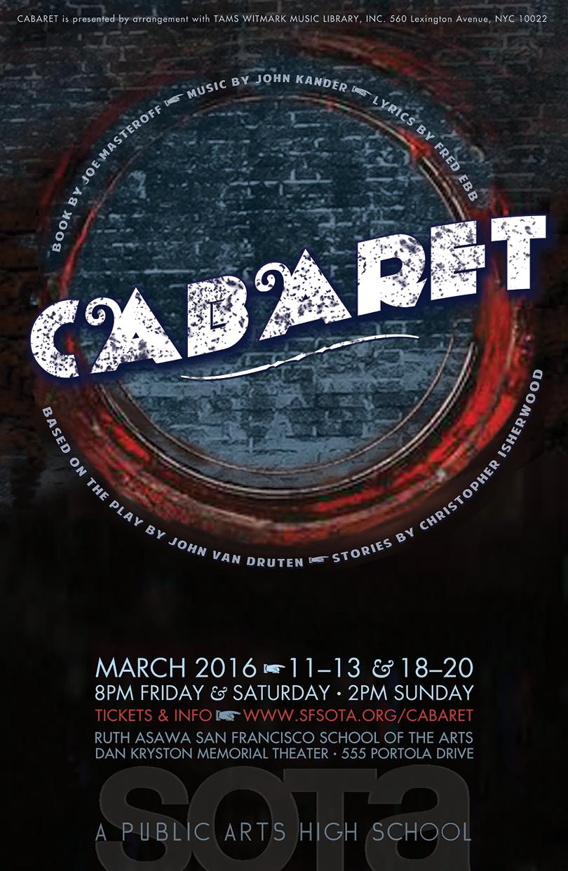 CABARET   2016