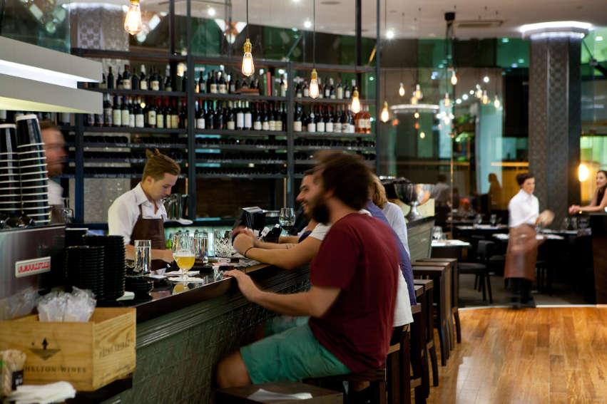 Butterworth Bar Area