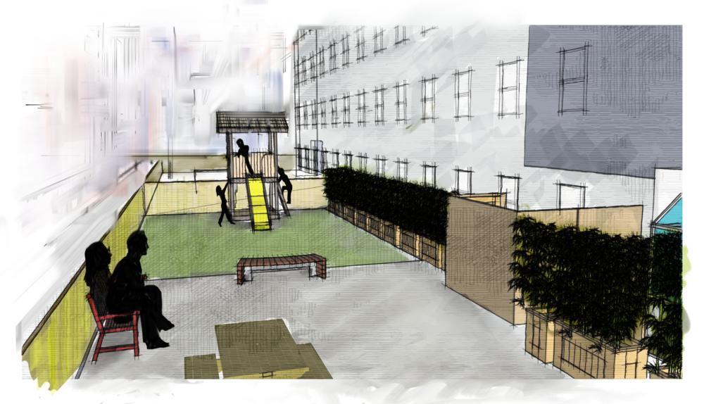 Presentation rendering