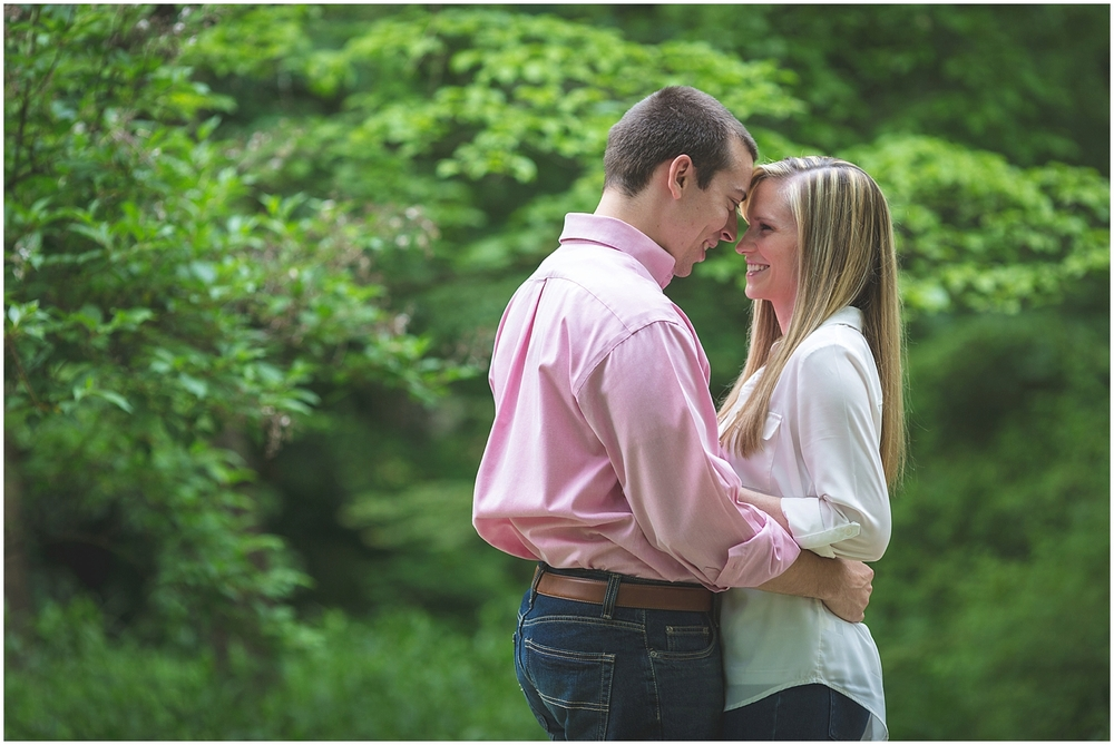 Coker Arboretum UNC Campus Chapel Hill North Carolina Engagement Photographer-0002.jpg