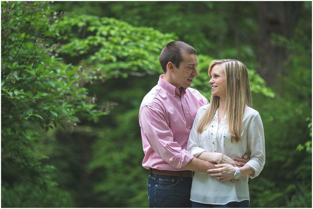 Coker Arboretum UNC Campus Chapel Hill North Carolina Engagement Photographer-0003.jpg