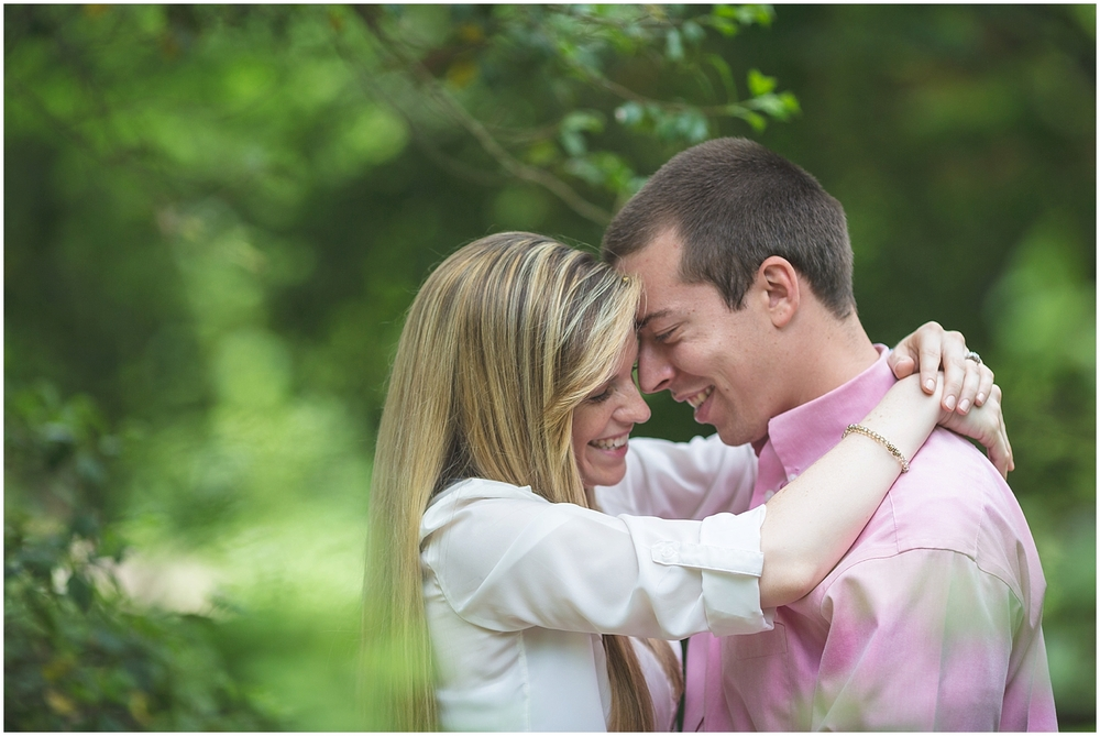 Coker Arboretum UNC Campus Chapel Hill North Carolina Engagement Photographer-0008.jpg
