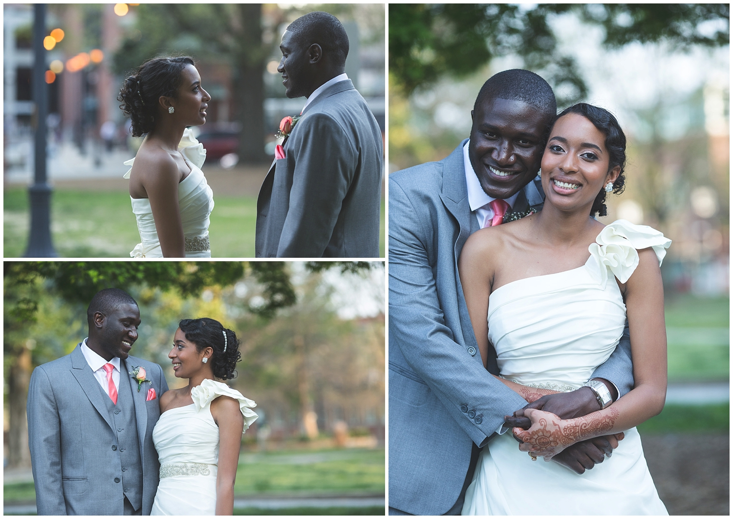 Traditional Islamic African Wedding // Downtown Raleigh, North ...