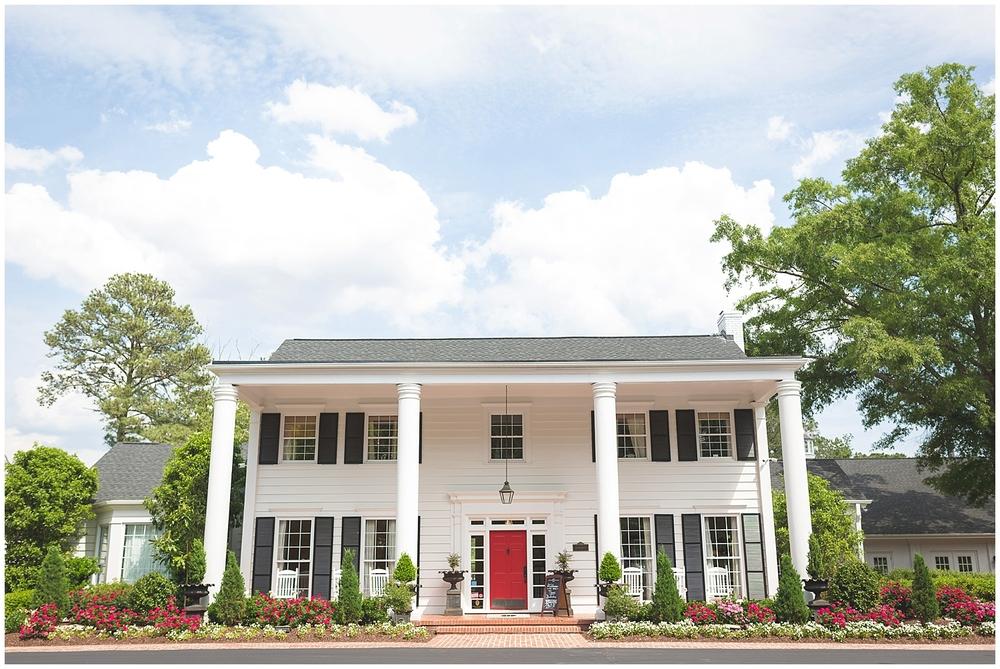 Highgrove Estate Wedding : Fuquay Varina, North Carolina   Gwyn+ ...