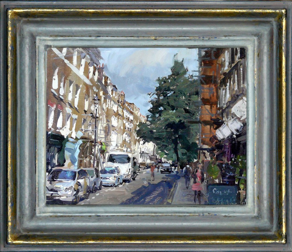 Peter Brown Framed