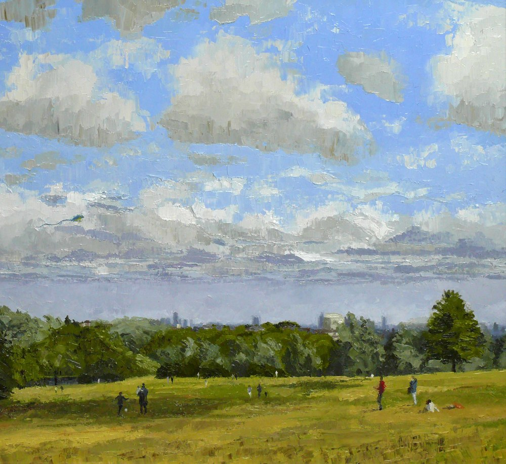 Tim Galton, Hampstead Heath, Midsummer