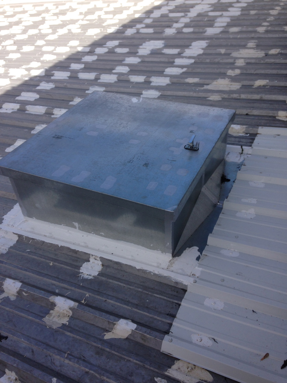 Roof Hatches And Other Roof Access Systems Metalguard