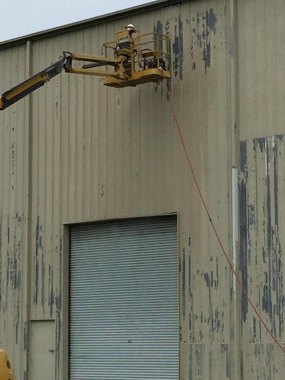 Painting Galvanized Metal Panels Metalguard