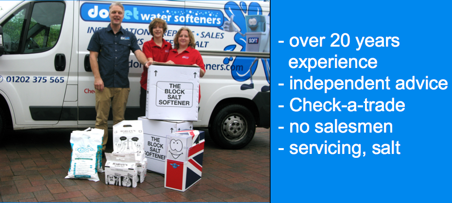 Dorset water Softeners- a family run business
