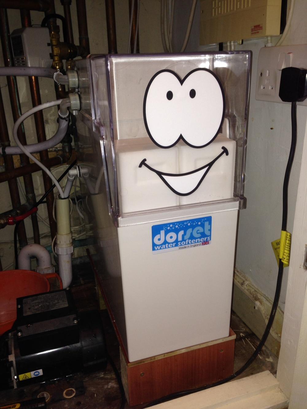 Dorset water Softeners Softi 800s3
