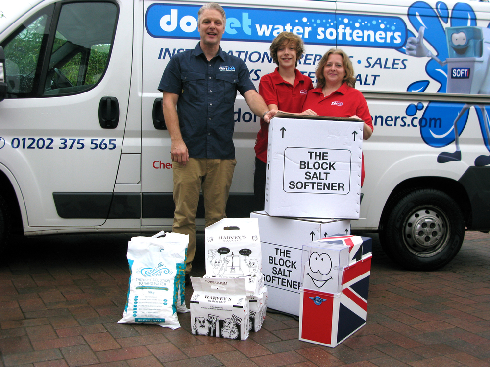 Be Part Of the Dorset water softener Team