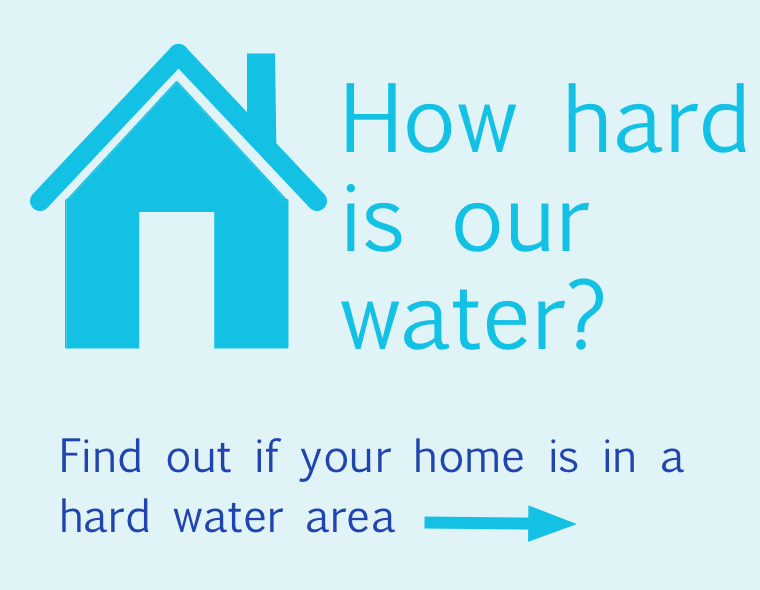 how hard is our water