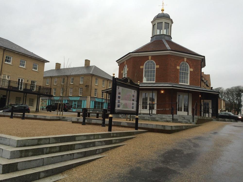 poundbury square