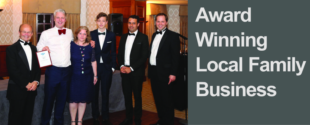 Award Winning Company