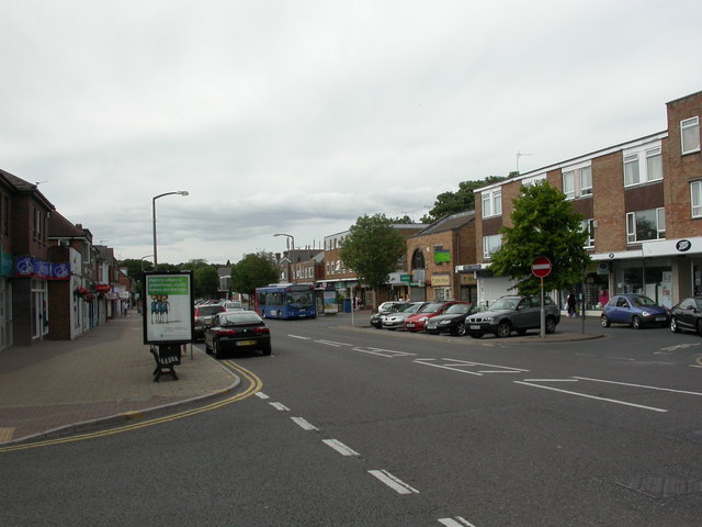 broadstone high street- the broadway