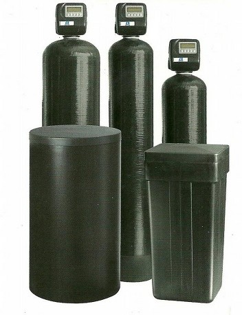 Clack range of commercial water softeners