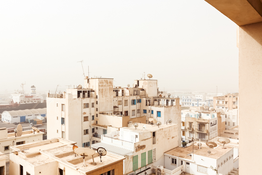 Sfax  , 2014, pigment print 60x 90cm