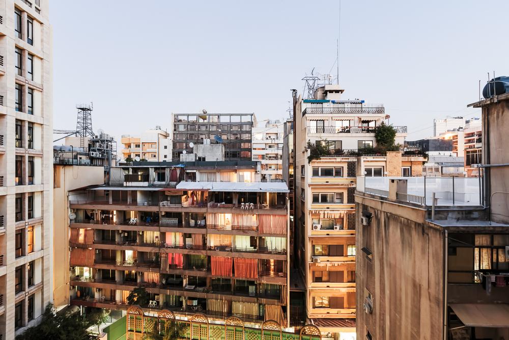 Beirut  , 2013, pigment print 14x 21cm