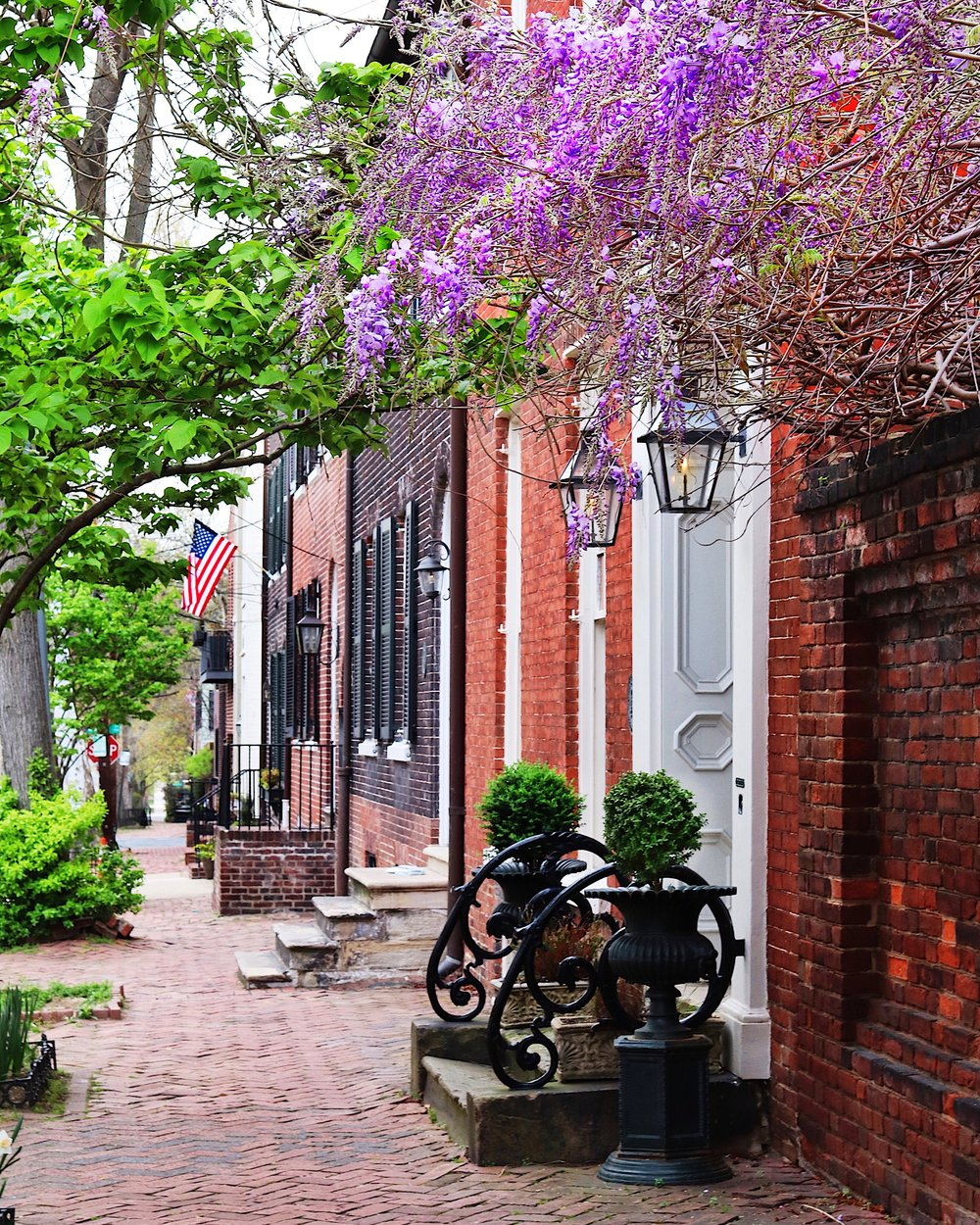 Old Town Alexandria Travel Guide
