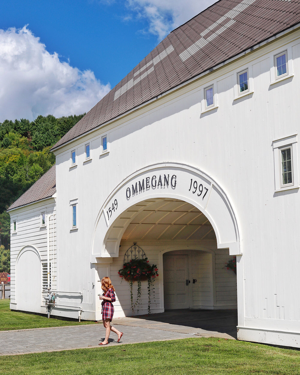 Ommegang Brewery Cooperstown Travel