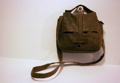 Crossbody Satchel - Short Handle - NestingDoll.