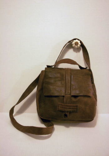 Crossbody Satchel - LongStrap - NestingDoll.