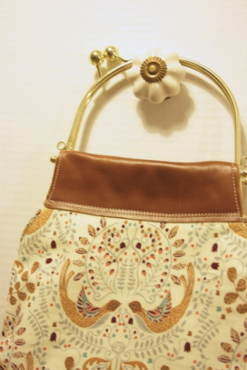 Top - Folk Frame Bag - NestingDoll.