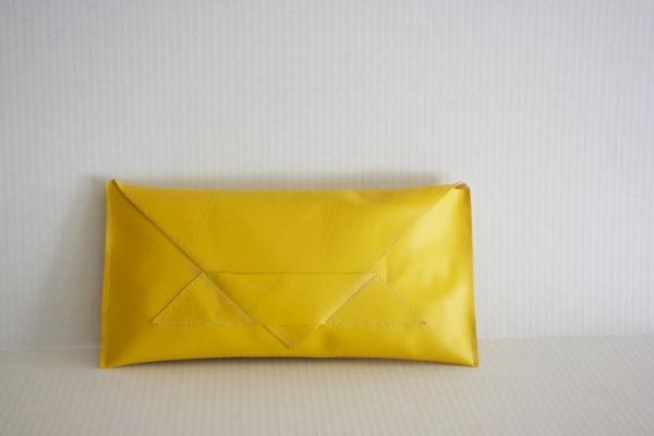 Yellow Envelope Bag - NestingDoll.