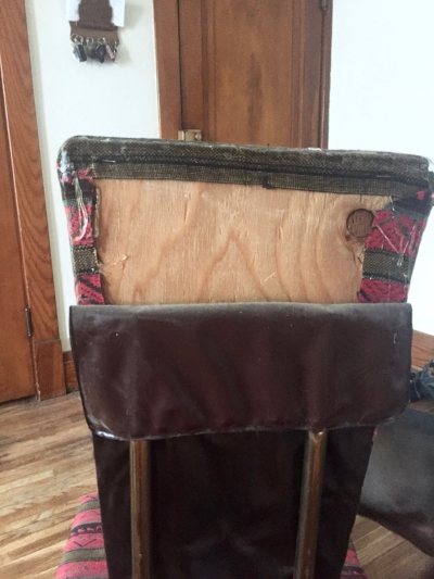 DIY: Basic Upholstery - Chair Update.
