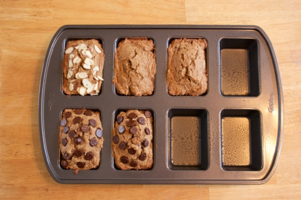In the Kitchen: Vegan Banana Bread.