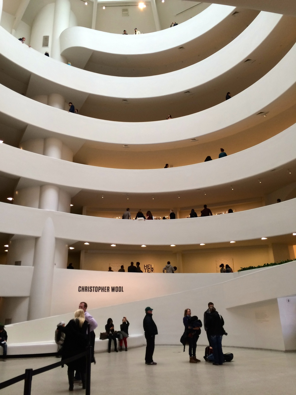lc at the guggenheim