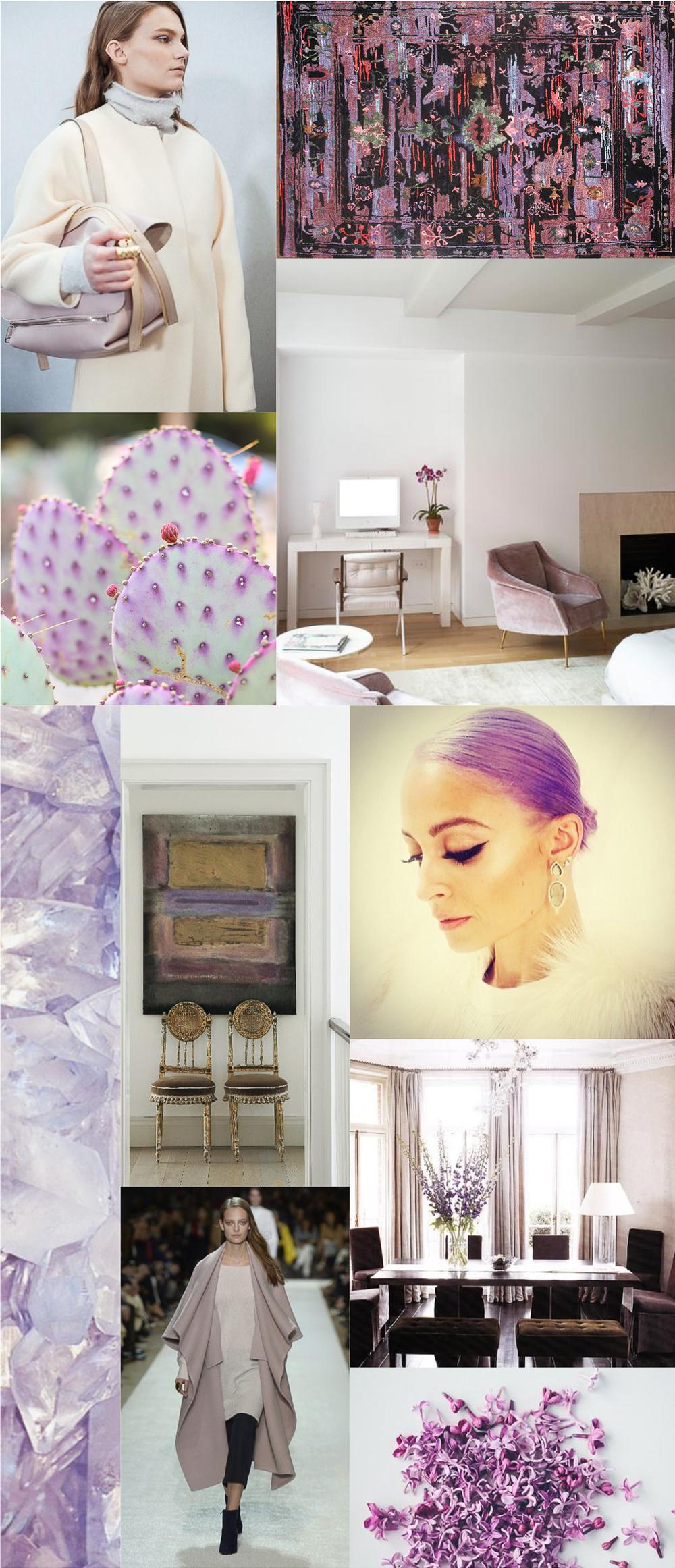 leigh clair | lilac