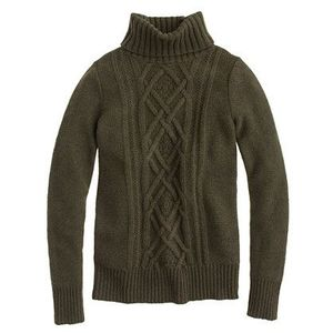 The Olive Green Sweater — Kira Semple 35292683a