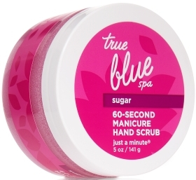 bath and body works - 60 second manicure scrub