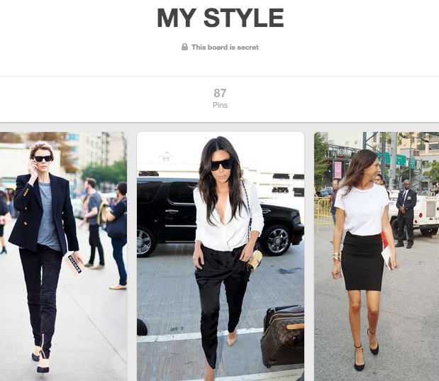Identify Your Personal Style With Pinterest // 4 Easy Steps