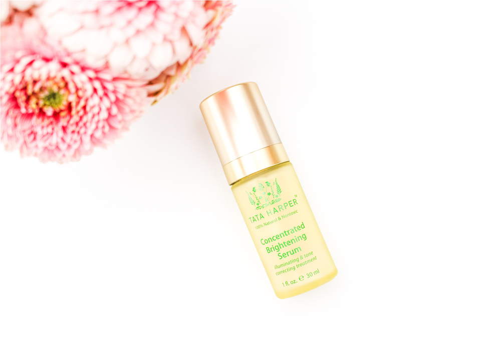 Tata Harper Concentrated Brightening Serum Review - Leigh Clair