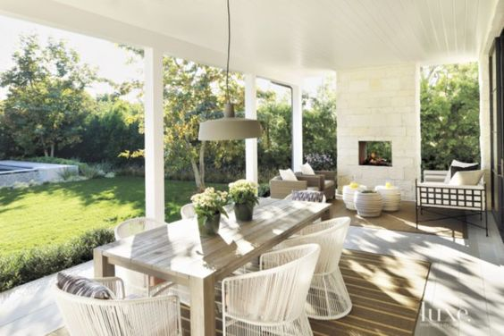 Inspiring Outdoor Spaces - KiraSemple.com
