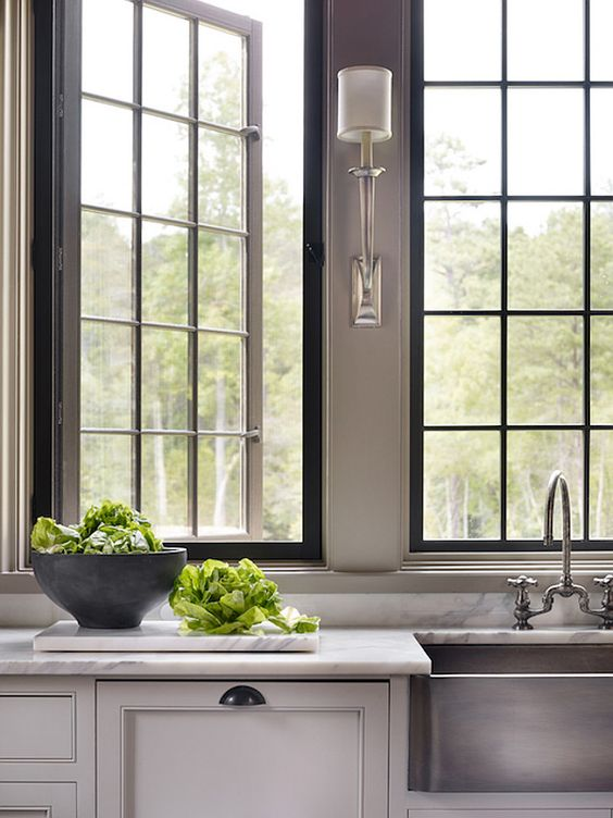 Kitchen Sink Window - KiraSemple.com