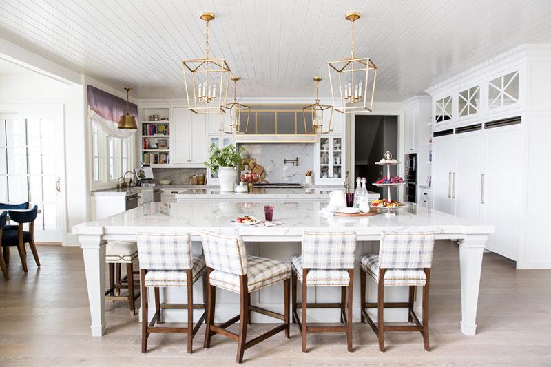 A Top Fashion Blogger's Equally Fashionable Kitchen — KiraSemple.com