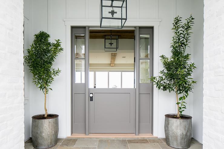 Dutch Door Love via KiraSemple.com | Kelly Nutt Design