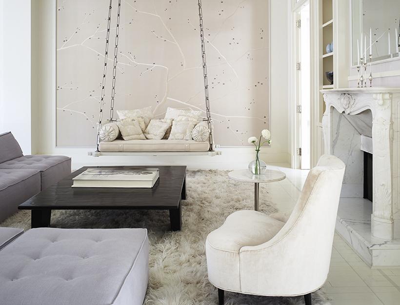 Purple Interior Design Inspiration | KiraSemple.com