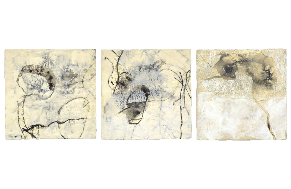 The White Series No. 1 (triptych)