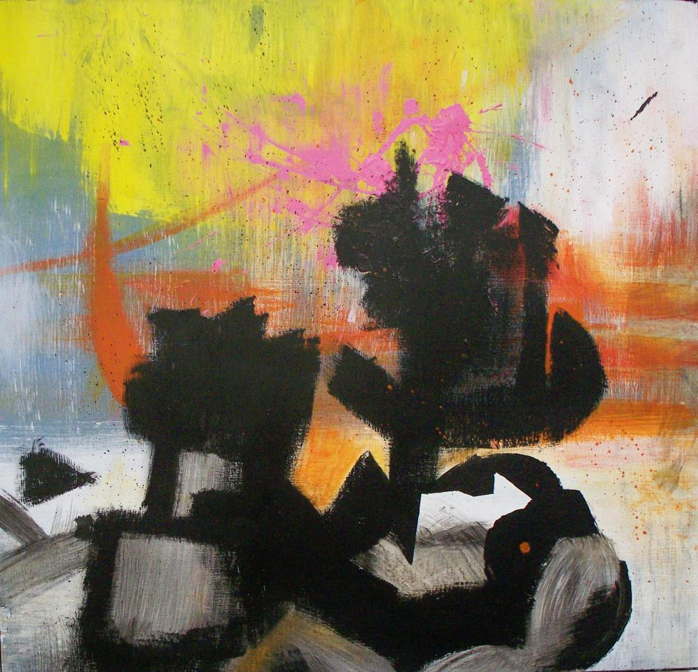 """Reincarnate"" Brian R. Hibbard 2010"