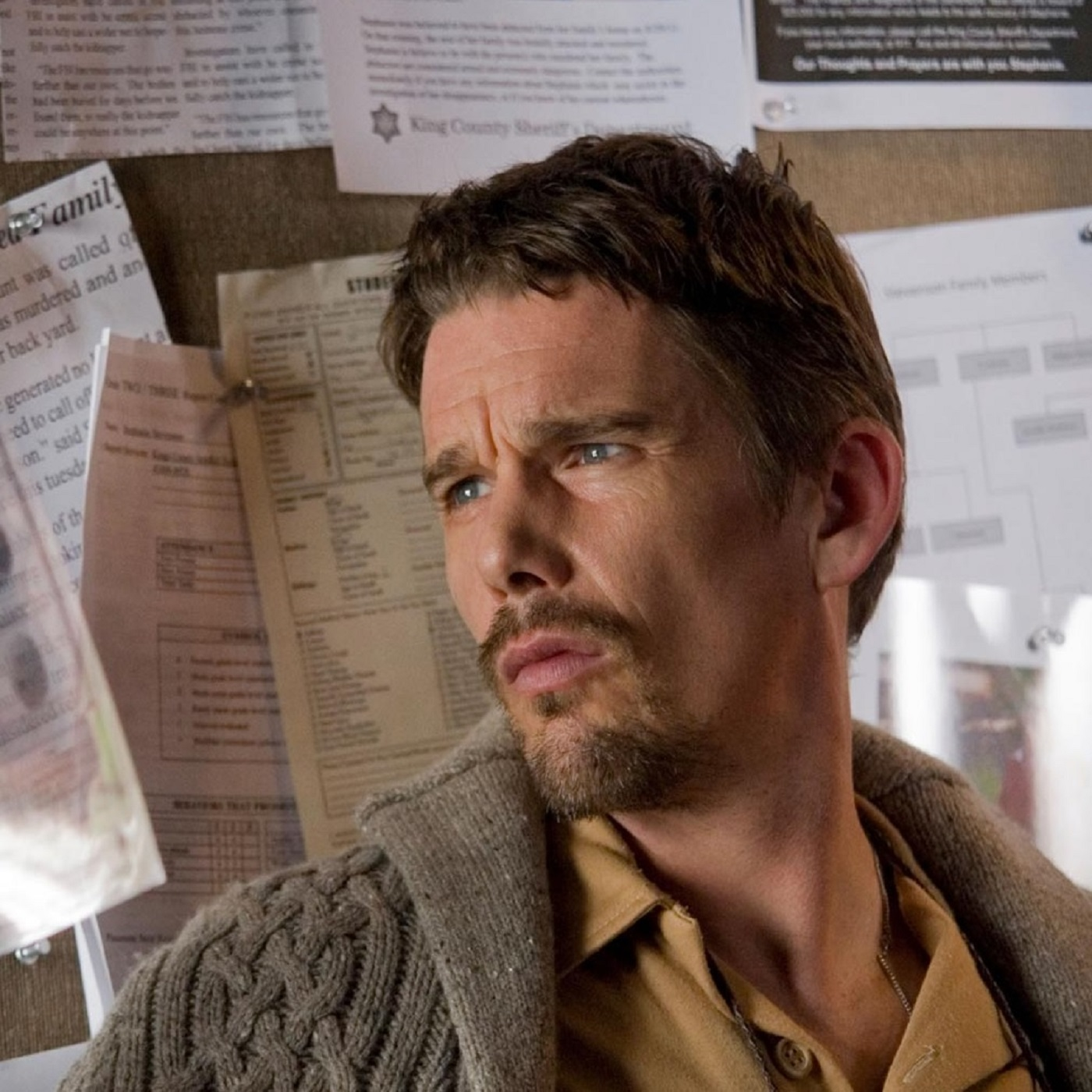 Ethan Hawke Movie Talk - Su-Spence-ful Reviews