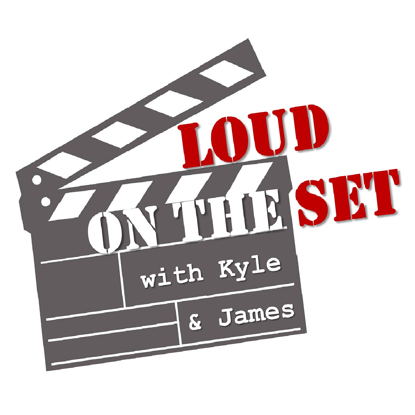LOUD on the Set - with Kyle and James - Kyle Foster Arts