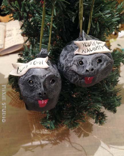 Lumps O' Coal by Sara