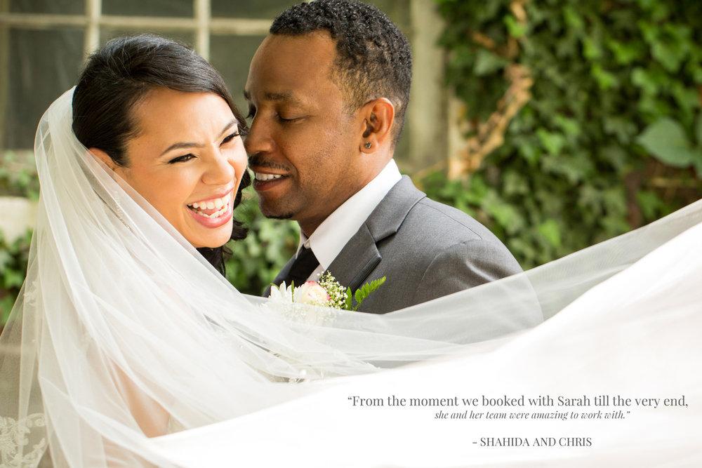 Philadelphia wedding veil photo