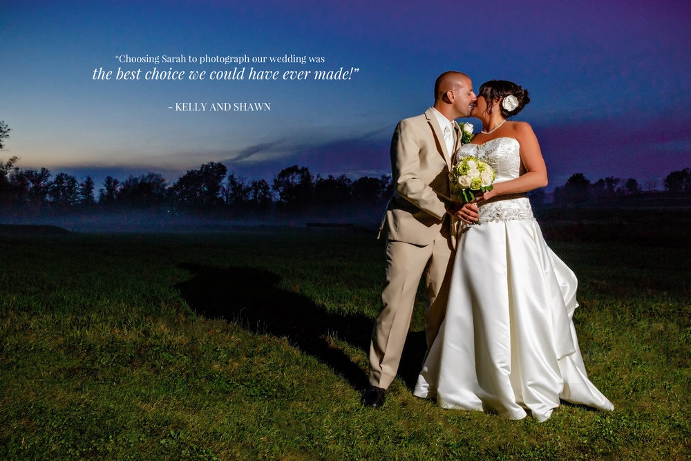 French Creek Country Club Wedding Photography